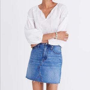 Frisco Denim Mini Skirt